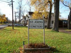 Saint Johns Evangelical Lutheran Cemetery