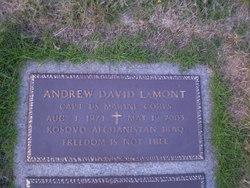 Capt Andrew David Sleepy LaMont
