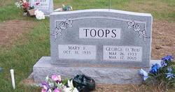 George O. <i>Bud</i> Toops