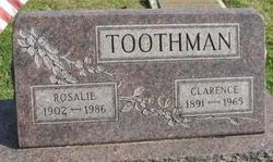 Clarence C Toothman