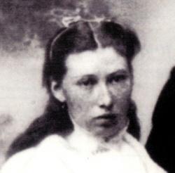 Rosetta Elisabeth Rose <i>Kerns</i> DeShazer