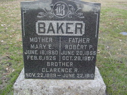 Clarence Russell Baker