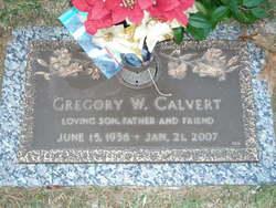 Gregory William Calvert