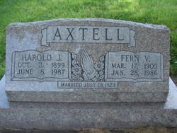 Harold J Axtell