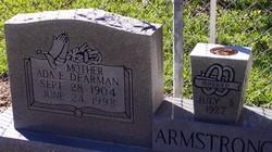 Ada E. <i>Dearman</i> Armstrong