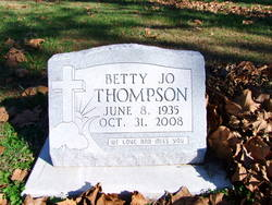 Betty <i>Brewster</i> Thompson