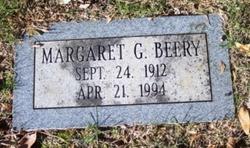 Margaret Grace <i>Hammond</i> Beery