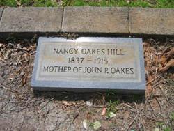 Nancy <i>Oakes</i> Hill