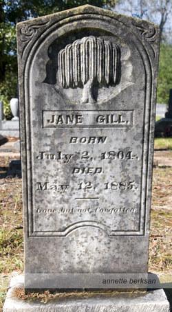 Jane <i>Coward</i> Gill