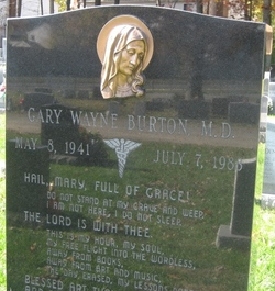 Dr Gary Wayne Burton