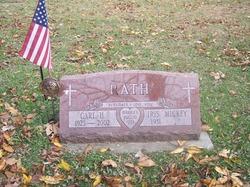 Sgt Carl H Rath