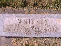 Samuel Alonzo Whitney