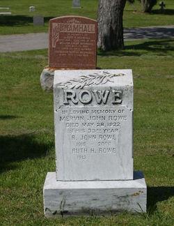 Mervin John Rowe