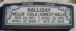 Nell Isola <i>Robinson</i> Halliday