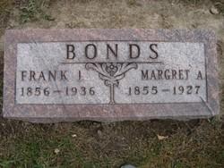 Margret Ann <i>Vowell</i> Bonds