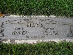 Eleanor Ida <i>Doerfler</i> Blades