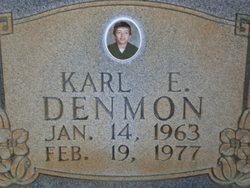 Karl E Denmon