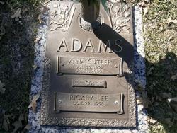 Anna Marie <i>Cutler</i> Adams