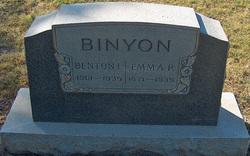 Benton Lee Binyon