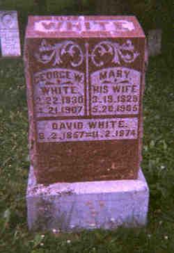 David Farmer White