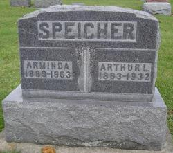 Arthur Leander Speicher