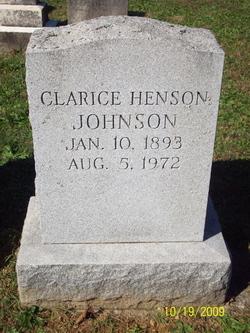 Clarice Henson Johnson