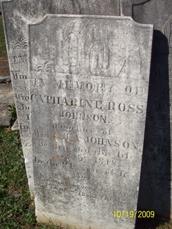 Catharine Ross Johnson