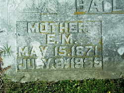 Edith M Batley