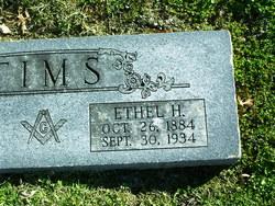 Ethel H Tims