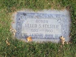 Jeniel Helen <i>Sorensen</i> Folster