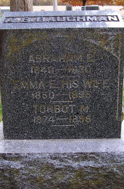 Abraham B Baughman