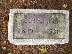 Jacob A Fonda