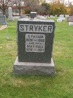 S Paxson Stryker