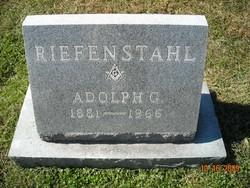Adolf G Riefenstahl