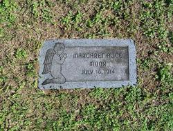 Margaret Alice Moor