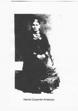 Harriet <i>Carpenter</i> Cocagne