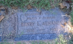 Henry L Almanza