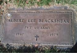 Albert Lee Blackshear