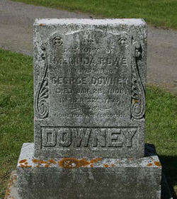 Melinda <i>Rowe</i> Downey