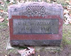 Ralph Adams
