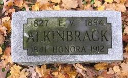 E. V. Alkinbrack