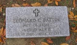Leonard C. Battin