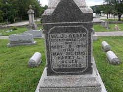 Lieut William John Allen