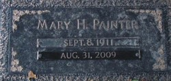 Mrs Mary H Painter