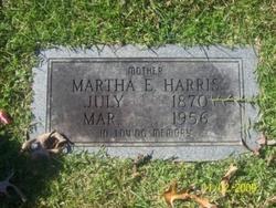 Martha Elizabeth <i>Tubb</i> Harris