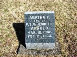 Agatha T Arnold