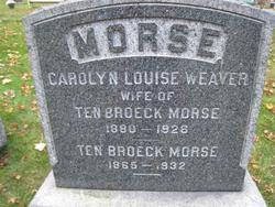 Carolyn Louise <i>Weaver</i> Morse