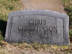Chris Christiason