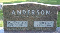 Elmer D Anderson