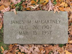 James M. McCartney